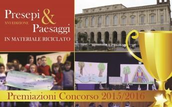 Premiazione Concorso Presepi e Paesaggi XVI edizione